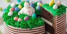 EASTER RECIPES / Perfect recipes to help you plan your Easter Brunch or Dinner.  Easter Themed Sweet Treats. Craft ideas for Easter. Easter Decor