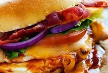 SANDWICHES - SUBS - RECIPES