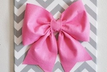 craftiness / by Bows, Pearls, & Sorority Girls