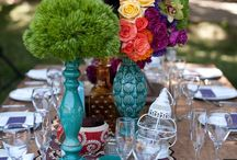Party Ideas and Table Decor