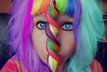COLORFUL ITEMS / by Kit Chamberlain