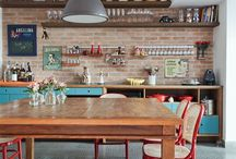 HOME Kitchen&Dining / by Marta Spring