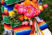 Mexican Wedding Ideas  / My dream wedding!!!!!  / by Emily Lloyd