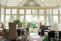 Dream Rooms/Homes/porches