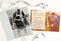 Photo Wedding Invitations / Single, Double, Folded, and Tri-fold photo wedding invitations