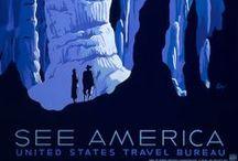 See the U.S.A. / by Susan Soshinsky