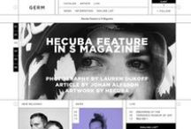 interaction design / websites and interfaces / by Taylor Turnbull