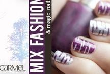 Mix Fashion & Magic Nails