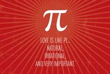 Math & Holidays / Some of our favorite math inspired holidays, like Pi Day! But doesn't every day with math seem like a holiday?