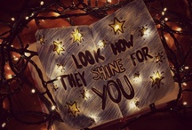 all of the lights.. / turn up the lights in here baby.. I want you to see.. all of the lights.. / by lori o.