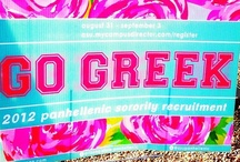 panhellenic love / {to fuel your panhellenic addiction} images are not mine unless otherwise specified. / by Bows, Pearls, & Sorority Girls
