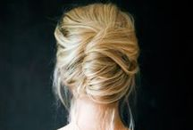 DIY Hair Tutorials / Hairstyle Tutorials, DIY Updos, Bridal Inspiration, Wedding Hairstyle