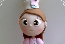 Cakes: Figurines