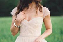 Blush Pink Wedding / Blush Pink, Light Coral, Peach Wedding Inspiration Board, Blush Pink Wedding, Wedding Planning Ideas