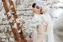 Spring Wedding  / Spring Wedding Inspiration Board