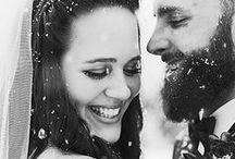 Winter Wedding / Winter Wedding Inspiration Board