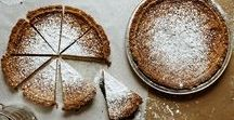 FOOD | pies + tarts / Beautiful pies and tarts for a sweet surprise!