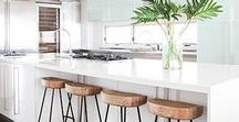 HOME | kitchen / Find some design inspiration to cook up lots of home decor fun in the kitchen!