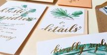 PARTIES | invitations + cards + gift wrapping / All of the paper you'll need for your party! Invitations to get your guests in the door, plus cards and gift wrapping if you're a guest!