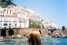 Dream Vacation / Beautiful vacation destinations and brilliant travel tips/outfits to help you conquer your next trip!