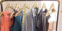 Closet Clean Out / There's nothing better than knowing exactly what's in your closet... and wearing all of it! Pare down. Get organized. Get inspired.