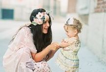 Flower Girl | Wedding Planning / A flower girl inspiration board with the sweetest and cutest Flower Girl outfits