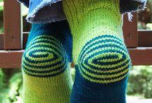 Knitting ❥SOCKS / Socks! / by Marta Spring