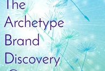 The Archetype Discovery Quiz / Take the Archetype Brand Discovery Quiz and learn your Leading Archetype and how she can help you with your Brand