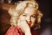 Marilyn Monroe / by Lea Guarino