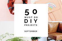 Diy et déco / Si tu cherche une idée pour décorer ta maison ou ton jardin, tu est au bonne endroit