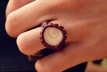macrame • rings