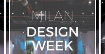 MILAN DESIGN WEEK - iSALONI 2018 / Luxury Furniture Design at Salone del Mobile 2018 - Milan