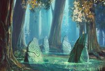 Fantasy Scenery