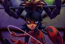 Miraculous Chat noir y Ladybug