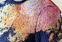 編み物・刺繍