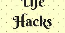 Life Hacks / Who's you can't add a few hacks to your life to make things easier? In this board you will find Food Hacks, Beauty Hacks, Money Saving Hacks and much more! Stay tuned for a hackable life!