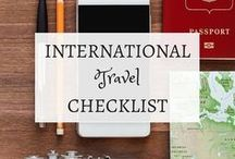 Excellent Travel Tips / Whether it's for budget, luxury, or business, all of these tips are excellent when planning your future trips around the world.