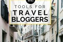 Blogging Advice / A collection of articles that include advice for people looking to make it as a travel blogger. Contains valuable information that helps you grow whether you're a novice or a seasoned blogger.