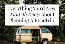 Road Tripping Around the Globe / Tips and tricks for planning awesome road trips.