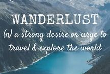 Travel Inspiration / People, lists, photos, and guides that inspire me to continue traveling the world.