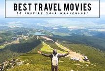 Wanderlust Inspiring Films / Compilation of my favorite movies that have instilled wanderlust in me over the last several years.