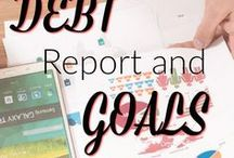 Monthly Report and Goals / I had thought about discontinuing this board but I continued to stay motivated by reading other bloggers monthly reports. I like to use this as a stepping stone of how I improve each month.