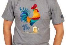 T-SHIRT HOMME KANABEACH / T-shirt Kanabeach Homme