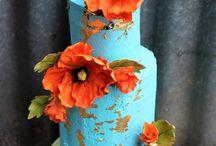Cakes, frostings, glazes