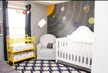ideas for baby's room / by valery