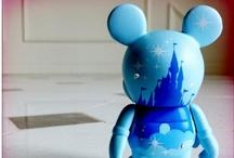 Disney ~ Vinylmations/Vinyl Toys