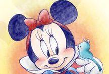Disney ~  Minnie Mouse ¨*:·.ºoº.·:*¨