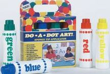 Art Supplies / MODEL MAGIC by CRAYOLA This is a lot of fun without the mess.