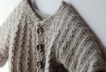 to knit! / by Camille -