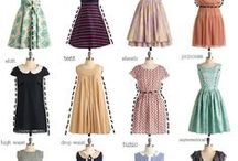 SEW: Dresses / by M Avery Designs